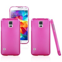 5pieces/lot For samsung galaxy S5 I9600 case TPU case