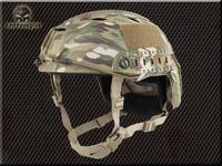 EMERSON tactical helmet Airsoft FAST BJ Helmet (Multicam) em5659D