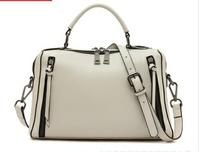 PROMOTION! 2014 NEW Genuine cowhide leather Women's handbag Shoulder bag Messenger bag