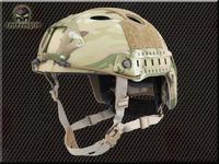 2014EMERSON tactical helmet Airsoft FAST PJ Helmet (Multicam)  EM5668D Free shipping