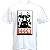 Breaking Bad Walter White  Cook T Shirt