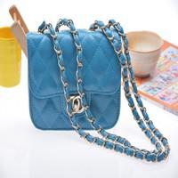 Korean version of the new children fashion girl bags handbags fashion bag colorful popular bags cute princess retail