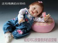 adora doll/reborn baby/dolls reborn/lifelike reborn baby dolls/bonecas bebe reborn de silicone/toy soft/toys educational/jouet