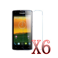 6x Matte LCD Screen Protector Film For Philips W8510