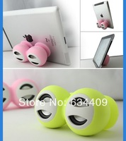 Mini bluetooth speaker with chuck hands-free calls small acoustics