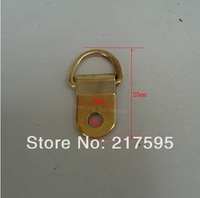 free shipping golden color photo frame hook