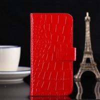 High quality Crocodile Grain Flip pu leather case with card holder FOR nokia lumia 1020 1320 1520 505 520 720 820 920 920t 925