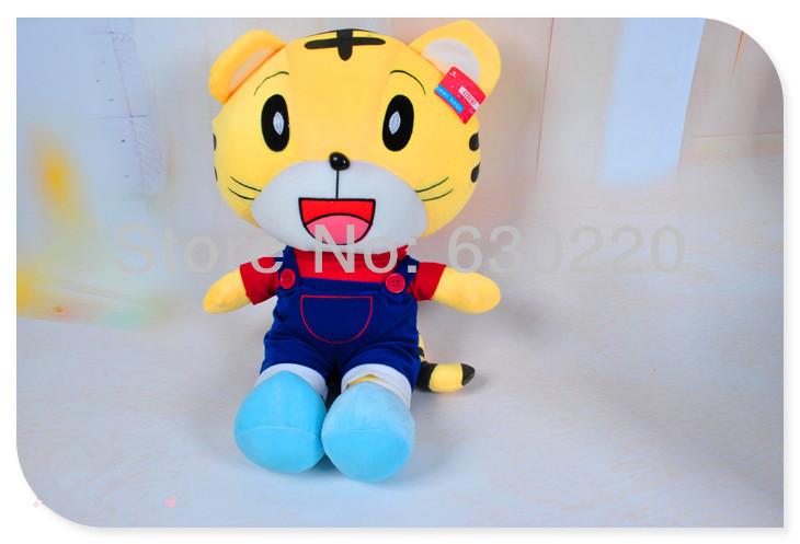 """12"""" NICI QiaoHu Plush Educational Toys Kids Best Friend Qiaohu Tiger Stuffed Plush Animals Doll Soft Baby Toy Free shipping(China (Mainland))"""