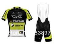 Hot Sale ! 2014 Topeak Ergon Bike Cycling Jersey and bicicleta bib Shorts Ciclismo Clothing MTB SZ56