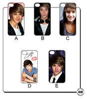10pc new LIAM PAYNE ONE DIRECTION Hard Back Case for iPhone 4 4S
