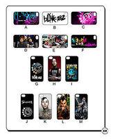 10pc new BLINK-182 TRAVIS BARKER Hard Back Case for iPhone 4 4S