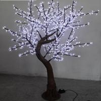 LED tree light 1.8meter LED Cherry blossom lights Tree for wedding decoration