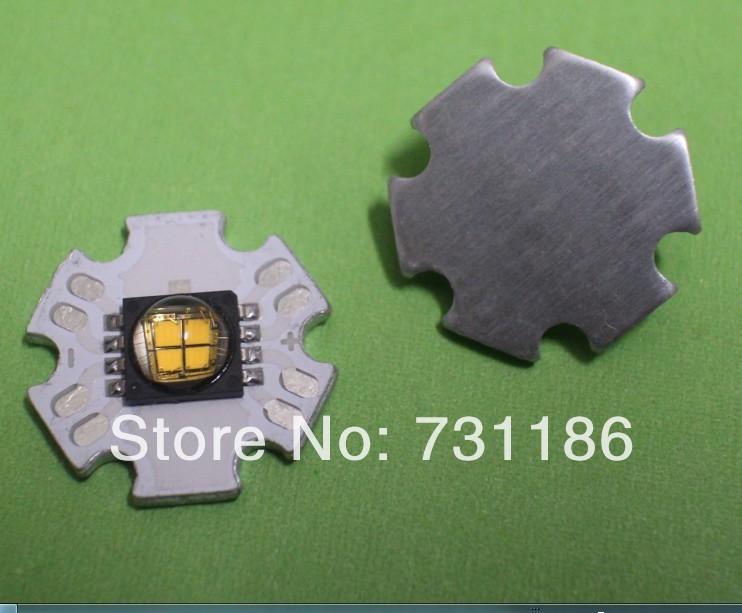 Freeshipping! 5pcs Cree XLamp MC-E warm White LED Emitter with 20mm Star PCB(China (Mainland))