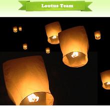 wholesale sky wish lantern
