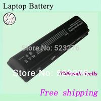 Hot sale Rechargeable battery for HP Compaq Pavilion DV6000 dv2000 Presario C700 A900 F500 V3000 V6000 G7000 436281 battery