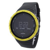 Suunto core black yellow ss013315010 watch