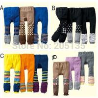 3pcs/lot 2014 Baby Girls&boys winter warm cotton pp pants children kids elastic leggings baby boys girls pantyhose socks