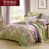 New arrival 14 bedding bedrug tencel four piece set ts2806  Home & Garden Home Textile