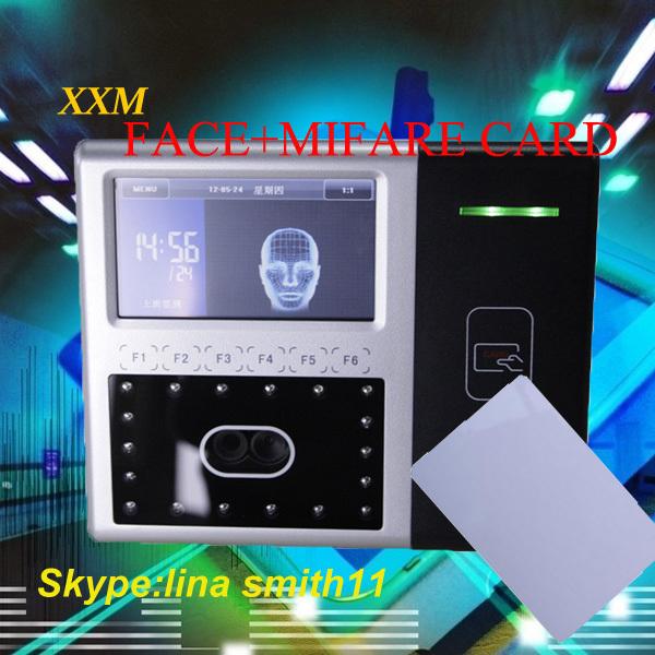 TCP/IP viso e ic card presenza di tempo e di accesso di controllo iface301