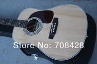 free shipping free hardcase 2014 new arrival  Dreadnought Spruce Top Acoustic guitar D    28 jumbo acoustic guitar