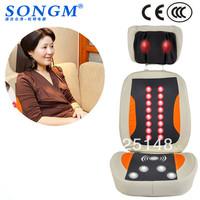 Shiatsu massage heating pad for car&home use