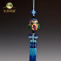 Shichichin car quality cochin car pendant fashion car hanging accessories wind lions