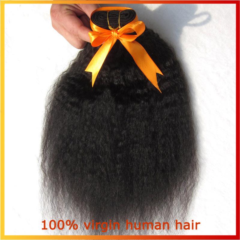 Yaki Kinky Hair Weave 70