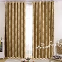 free shipping black out Curtain quality finished curtaqins fashion curtain 2pcs/lot