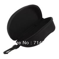 1pcs Hard Case Box Compression Eye Glasses Storage Sunglasses Protector black New Hot Selling