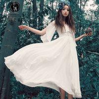 2014 sweet chiffon full dress one-piece dress full dress free shipping