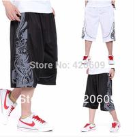 2014 Summer Fashion Men Basketball Shorts Man Sport Trouser Brand Plus Size Cotton Running Trousers