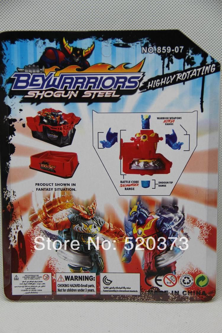 Beyblade Metal 6 model Fight Starter Beyblade Metal Fusion Metal Masters BeyWarriors gyro zen soul monster Hot sale(China (Mainland))