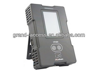 "Face, PIN and RFID recognition 3 "" TFT touch screen facial time attendance VF400 with WIFI function"
