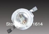 480nm 490nm wavelength 1W high power blue led diode 1watt with 3 years warranty
