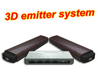 High Quality 2d to 3d IR emitter for shutter 3d glasses  for 3D cinema