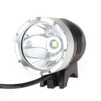 The Lamp Head of the 1600 Lumens Cree XM-L T6 Headlamp