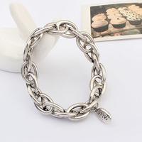 Fashion Trend Vintage Chain Bracelet Metal Bangle 2014