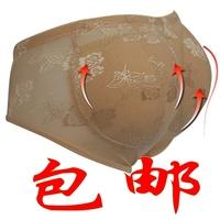 Women's Sexy Carry Buttock Underwear Lady Abundant Buttocks False Ass Non-trace Underwear Fake Butt Pad More Breathable cotton