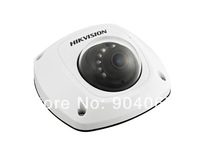 DS-2CD2512F-IS, w/ Audio, Built-in Mic, Hikvision camera, 1.3MP Mini dome Camera,10m IR Network IP camera,IP66