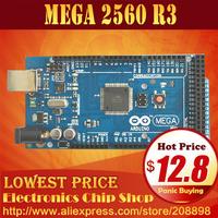 Mega 2560 R3 Mega2560 REV3 ATmega2560-16AU Board for Arduino + USB Cable Best prices