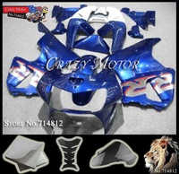 Blue white CBR919RR 1998 1999 CBR 919RR ABS Fairings CBR900RR Body Kit Fairing for Honda CBR919 CBR 900 919 RR 1998 1999