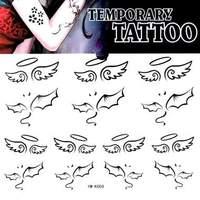 Tattoo stickers waterproof tattoo stickers ym-k004