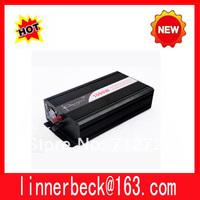 Free shipping!dc12v 24v 48v to ac100v 110v 120v 220v 230v 240v 50Hz/60Hz 1000W Pure Sine Wave Off Grid Power Inverter