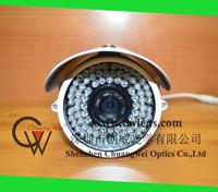 Free shipping 84leds 50m(The Truth) IR Night Vision HD 900TVL CCTV Waterproof Bullet Security Camera 164ft Long IR Range