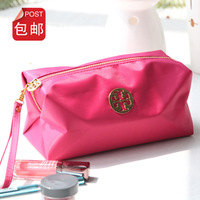Women's small clutch coin purse candy color cosmetic  storage bag  designer