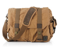 Free shipping YiTao (TM) 2014 NEW  Vintage cotton fashion casual bag men camera dslr shoulder messenger bag