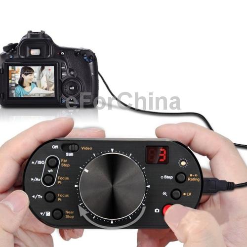 V-Control USB Focus Controller for Canon EOS 1D Mark IV /5D Mark III/ 5D Mark II /7D / 60D /600D /550D /500D /1100D(UFC-1)(China (Mainland))