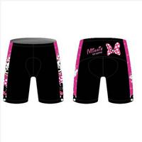 Hot Sale! 2014 New Summer Women Cycling Bike Bicycle Road BMX Bike Padded Shorts Tights Wear - Minnie XS~XXXL