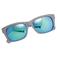 garage rock 2014 fashion new men women brand designer clubmaster coating polarized 100% UV400 lens oculos gafas de sol