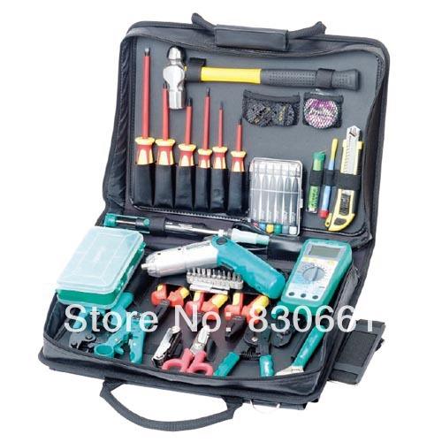 Hand Tool Set Proskit PK-4026BM CCTV Tool Kit (220V/Metric)(China (Mainland))